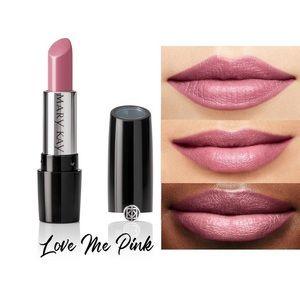 Mary Kay® Gel Semi-Shine Lipstick Love Me Pink